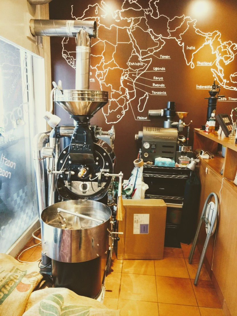 Coffee Roaster Takou (Ogaki City, Gifu)